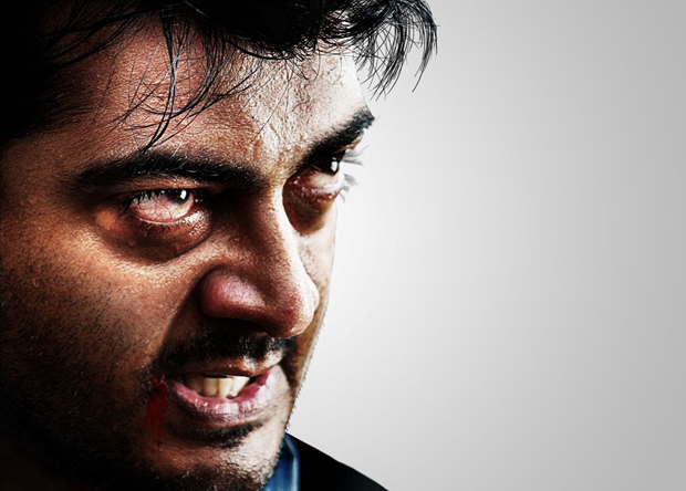 Tamil Actor Thala Ajith in Billa - 2