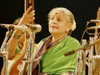 MS Subbu lakshmi